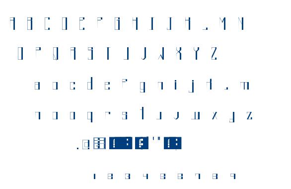 Kuudere font