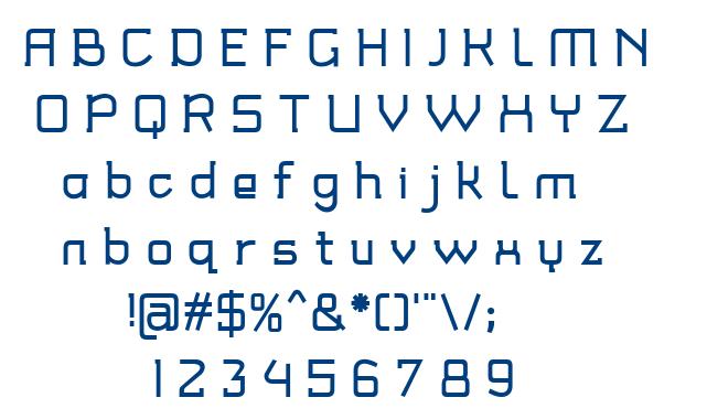 سبأ font