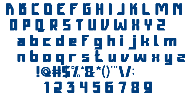 METAL KINGDOM font