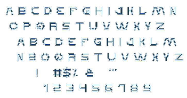 QUALIFIED GOOD font