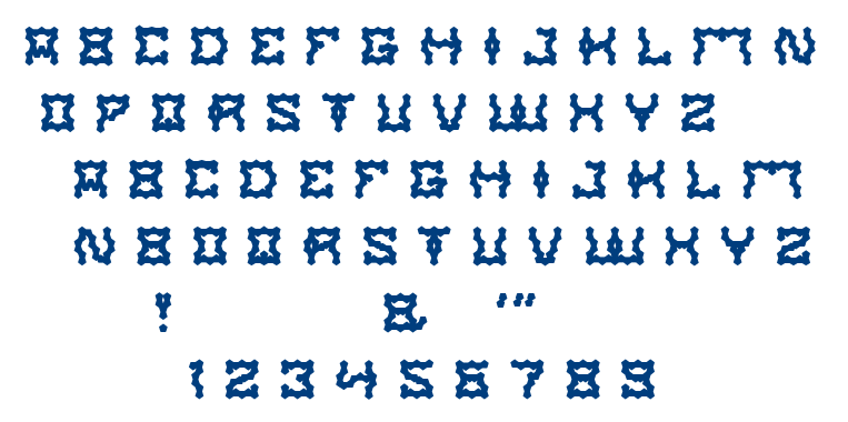 shake it off font