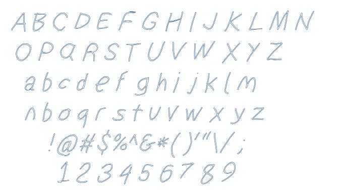 Suplexdriver font
