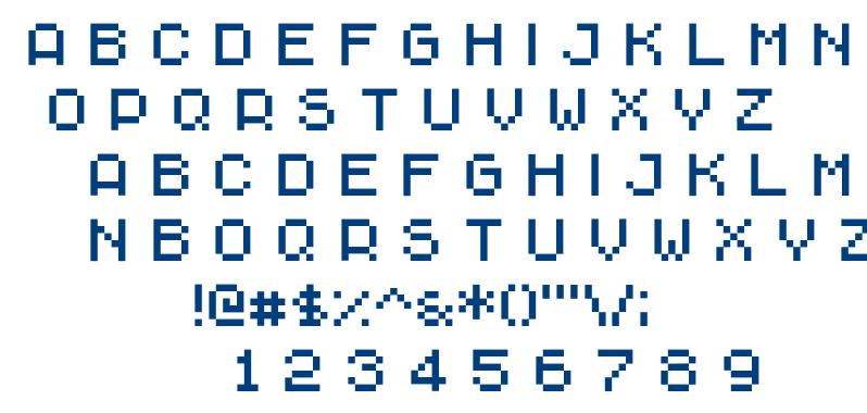 Chava font