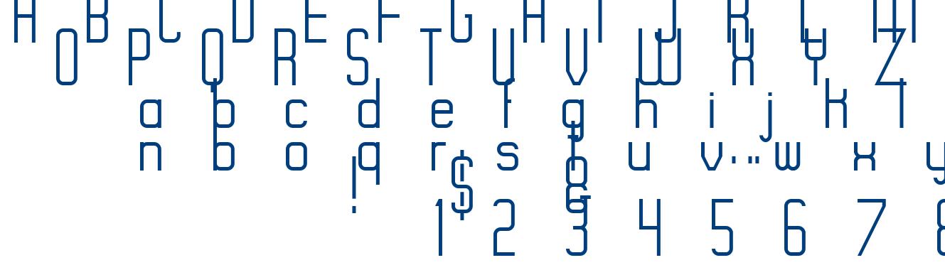 Rise Regular font