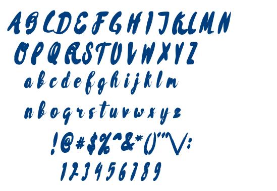 RissaTypeface font