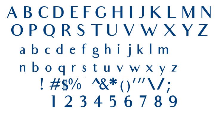 Audrey Medium font