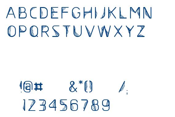 LITTLE_WAVE font