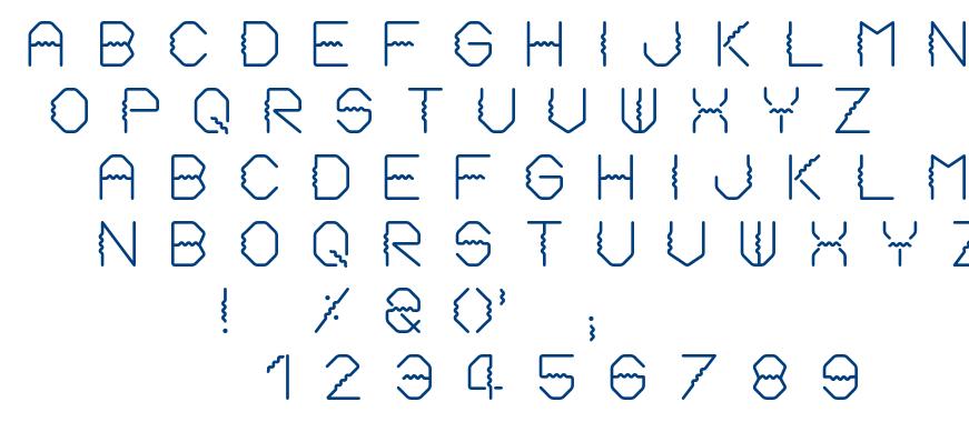 Mercurial Regular font