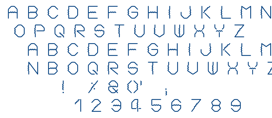 Mercurial Regular font