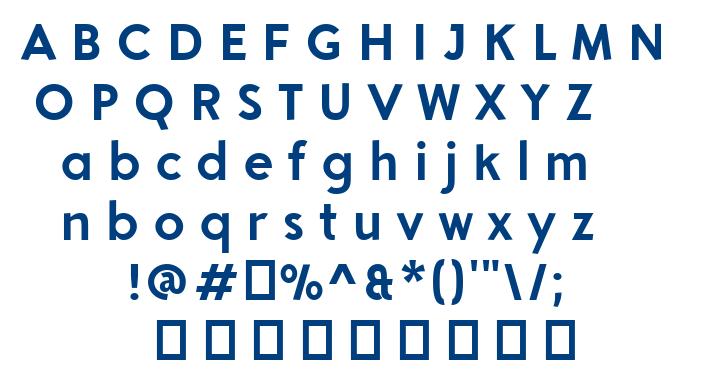 Aron Grotesque font
