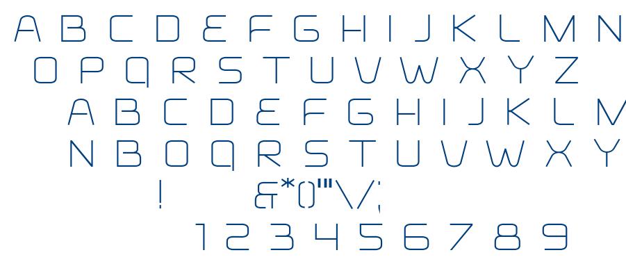 ssvivas font