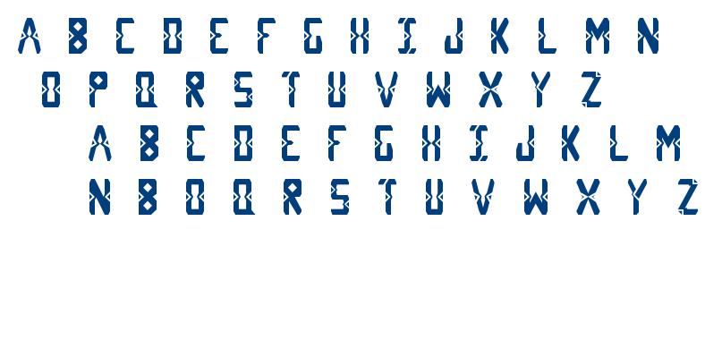 DiamsMedium font