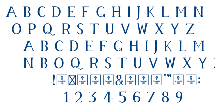 Memory Solid font