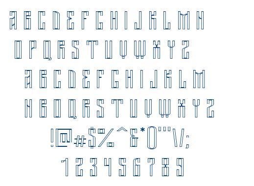 Tsarevich Light font