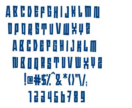 Idolatra font