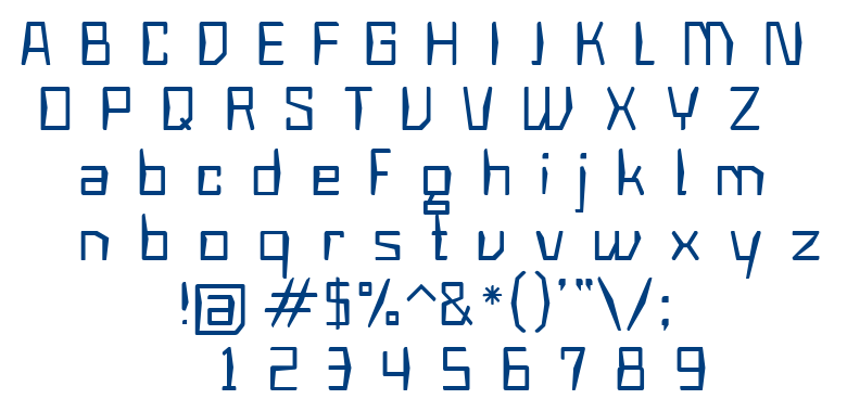 Astro Bold font