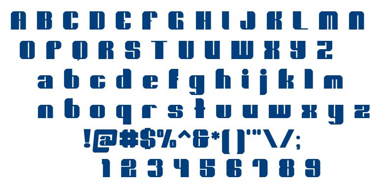 Kool font