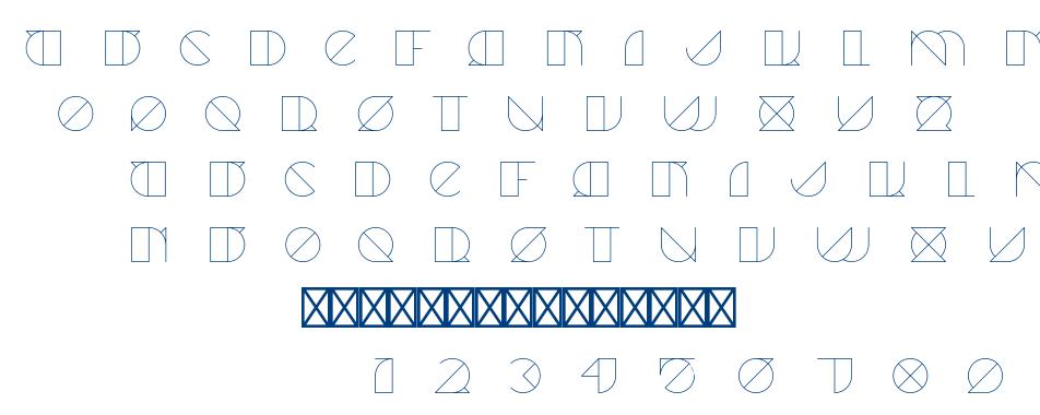 Verano Open font