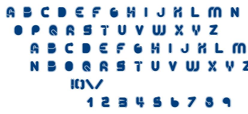 Alt Retro Bold font