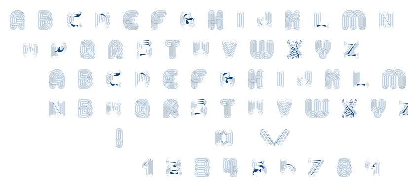 Alt Retro Light font