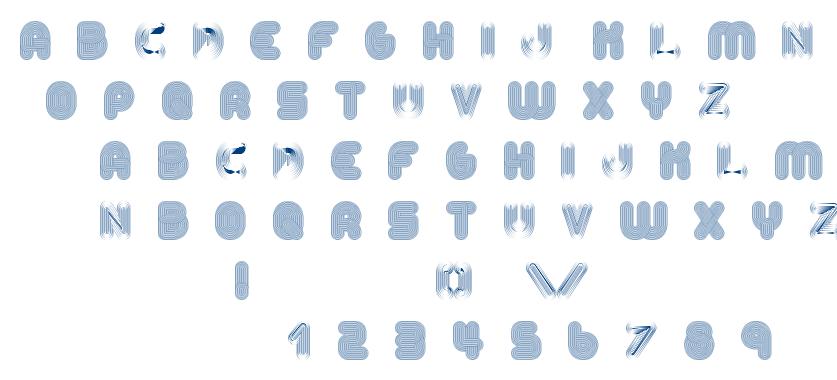 Alt Retro Regular font