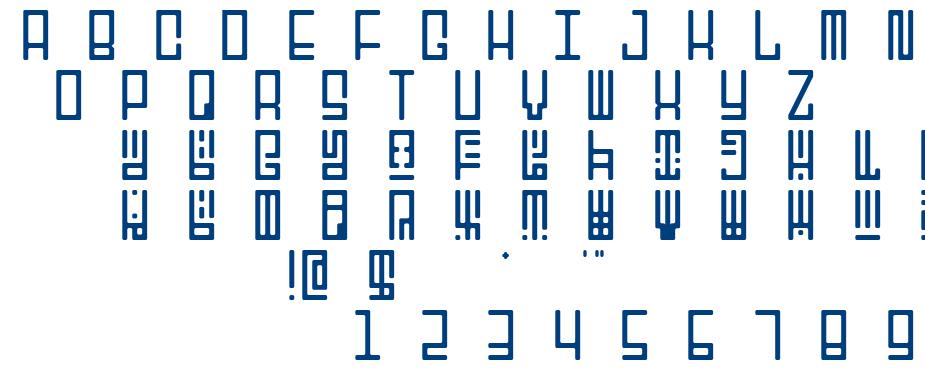 Totem Regular font