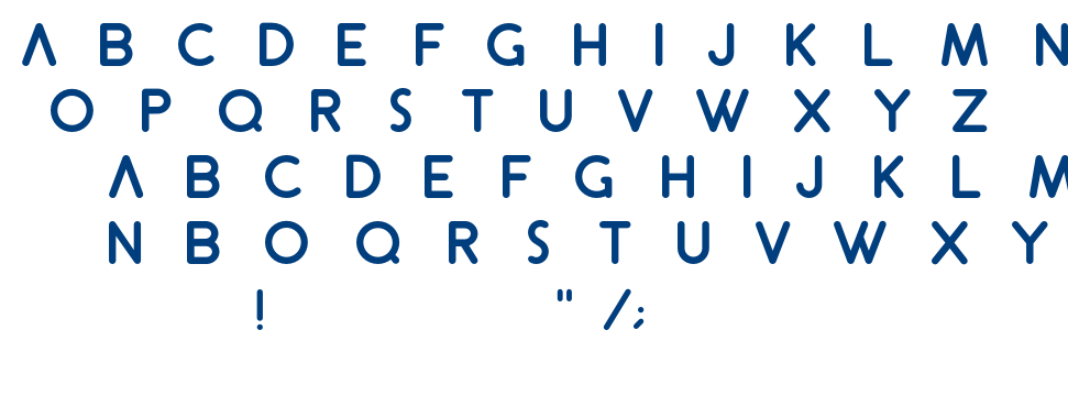 Goldin-Regular font