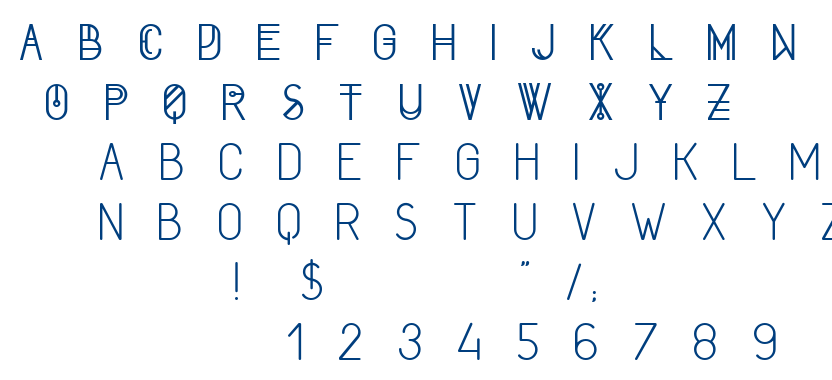 Quest Regular font