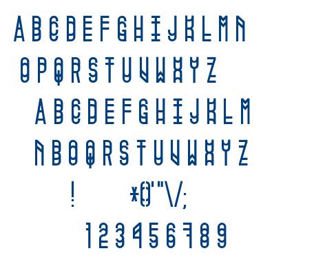 Pigopago-Regular font