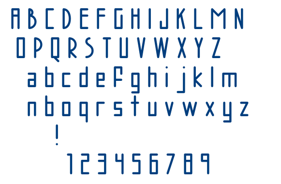AC Brodie font