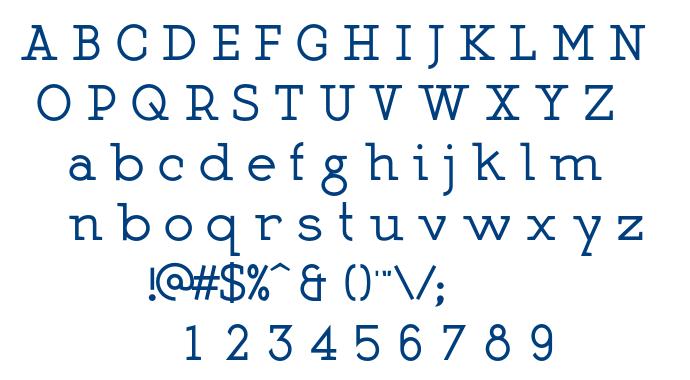 Martell Bold font