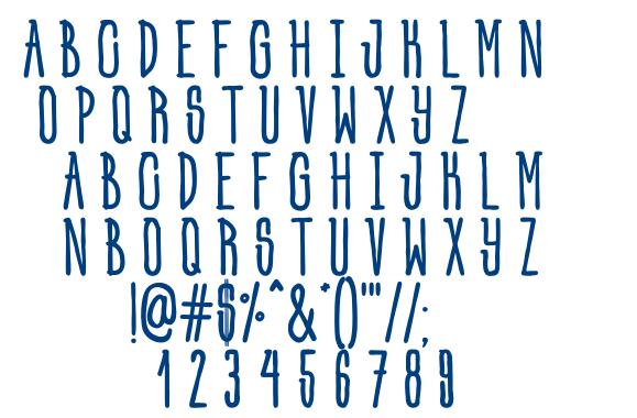 Yarin Bold font