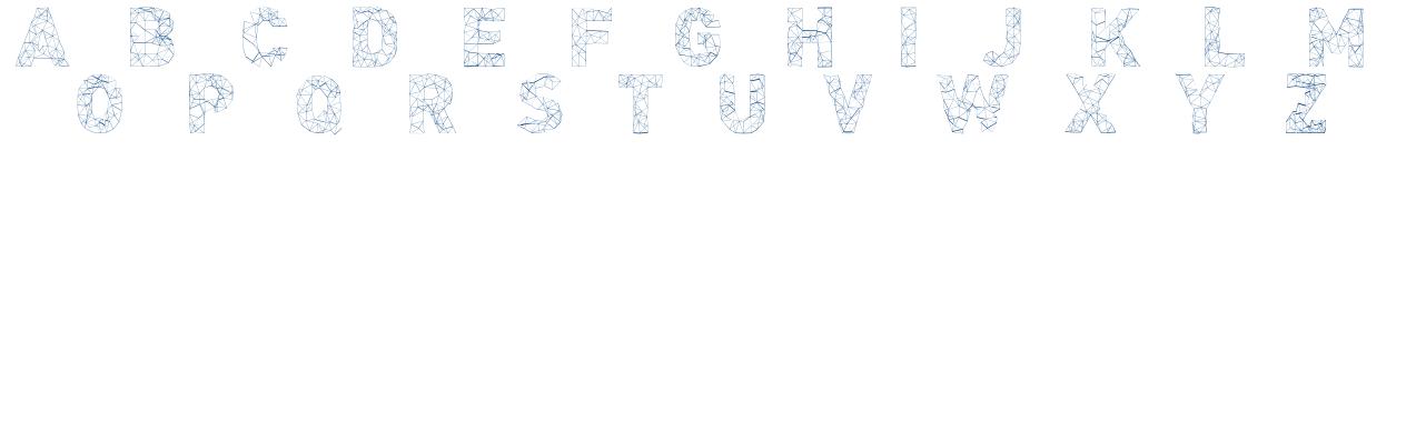 Adamas-Regular font