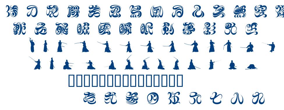 iAi Symbol font