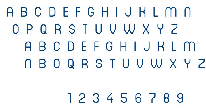 DINASTI-Regular font