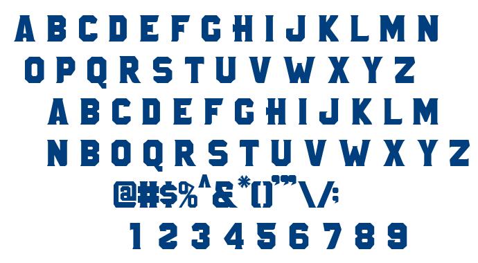 Royals Regular font