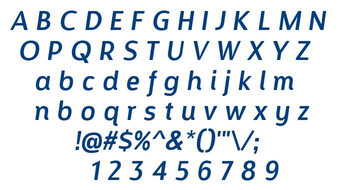 Designosaur Italic font