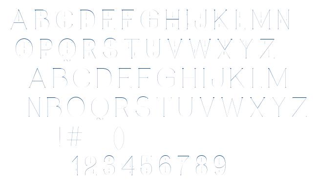 Fina Regular font
