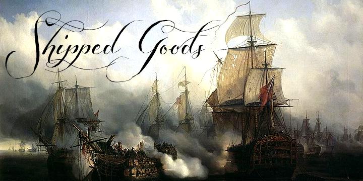 Shipped Goods font