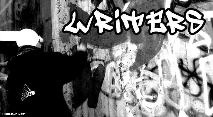 Writers font