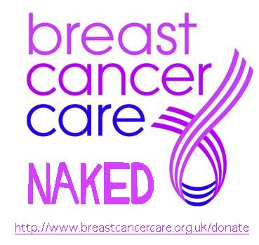 Naked font