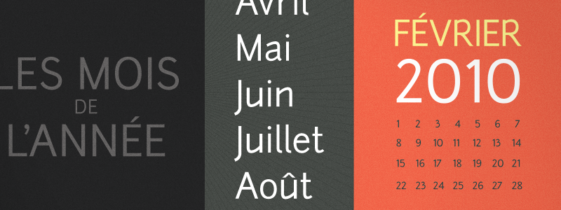 Junction font