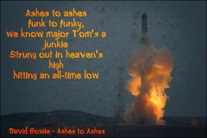 Ashes To Ashes font