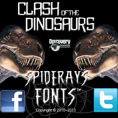 Clash Dinosaurs font