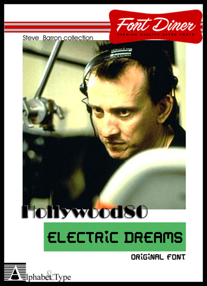 Electric Dreams font