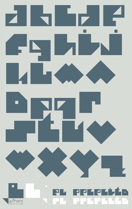 e-Pececito font