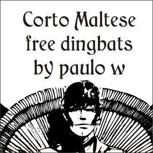CortoMaltese font