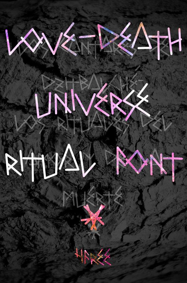 Ritual font