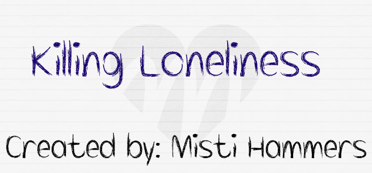 Killing Loneliness font