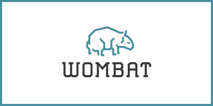 wombat font